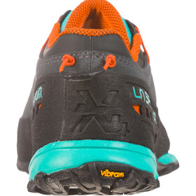 La Sportiva TX4 Zapatillas Mujer, carbon/aqua
